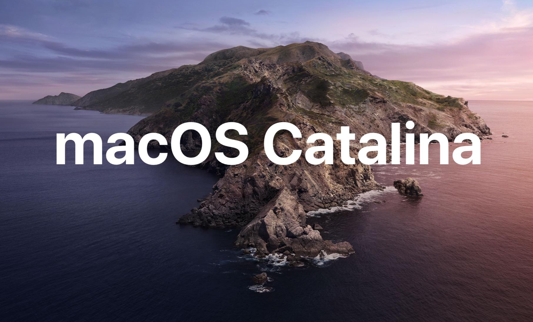 Fechas de lanzamiento de Catalina de MacOS: Beta pública, versión final