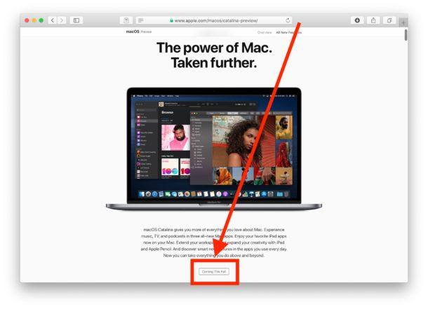 La fecha de lanzamiento de MacOS Catalina está programada para el otoño de 2019