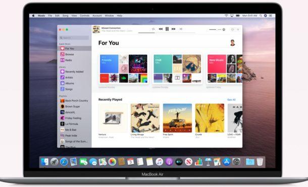 Musica para mac