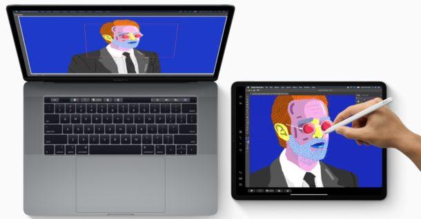 Sidecar para Mac y iPad
