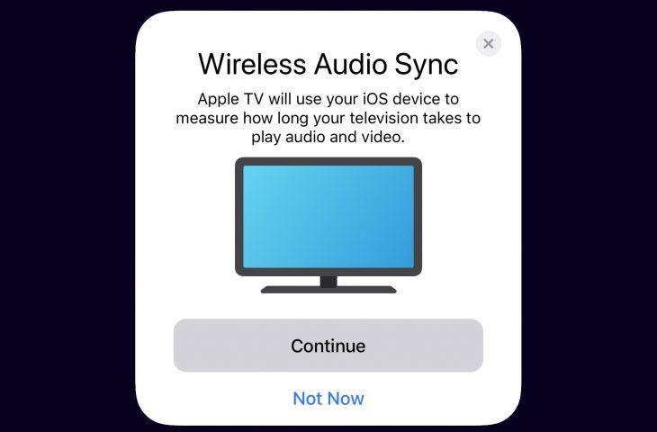 iOS 13 le permite usar el micrófono de su iPhone para corregir el retraso de audio detrás del molesto problema de sincronización de labios