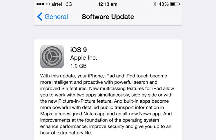 "¿Actualización de iOS atascada en ""Actualización solicitada ...""? Cómo arreglar esto"