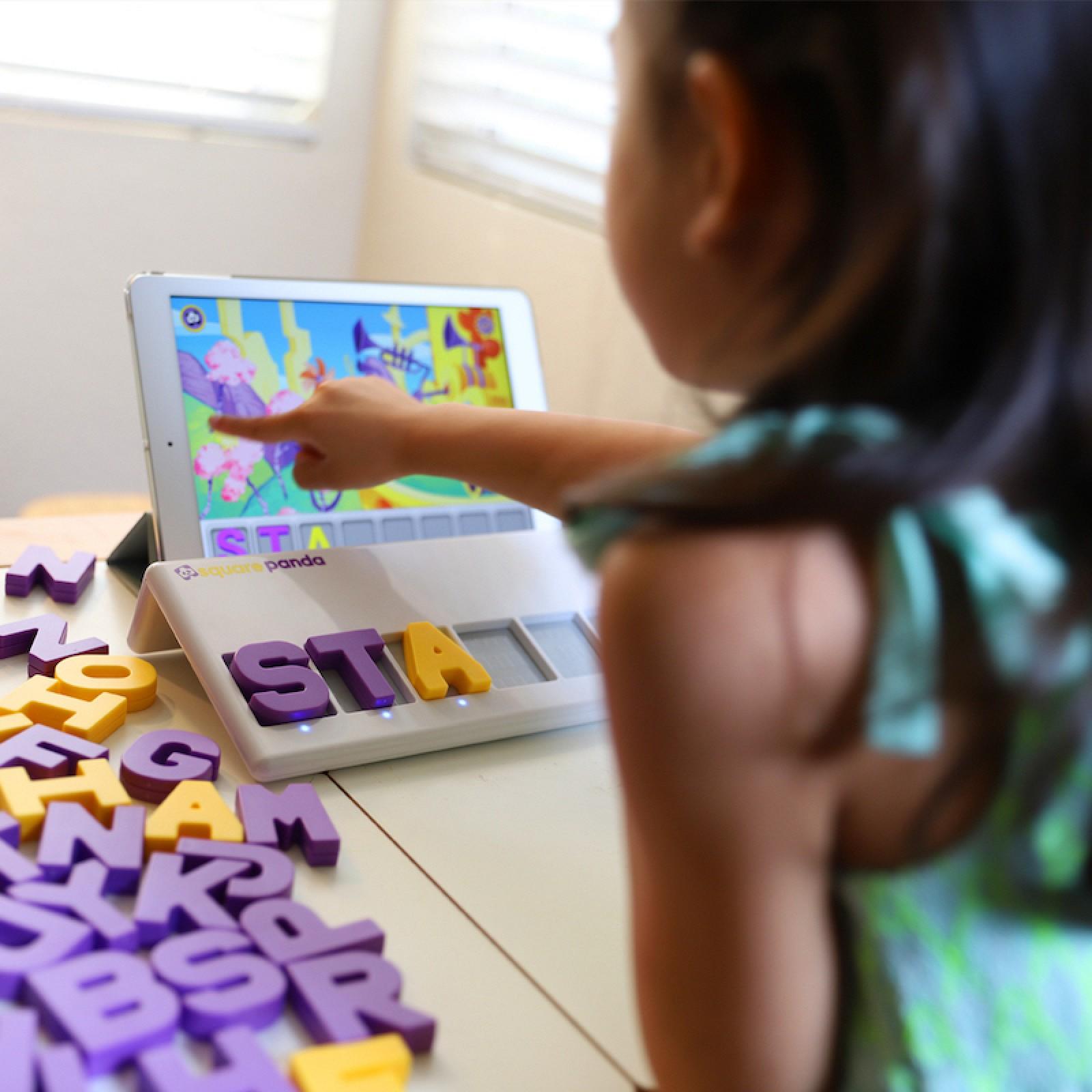 Apple comenzará a vender el sistema de aprendizaje Phonics de Square Panda para iPad