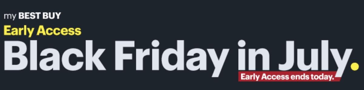 Best Buy Black Friday en julio: ahorre en Apple Watch, iPad, tarjetas de regalo de iTunes y más