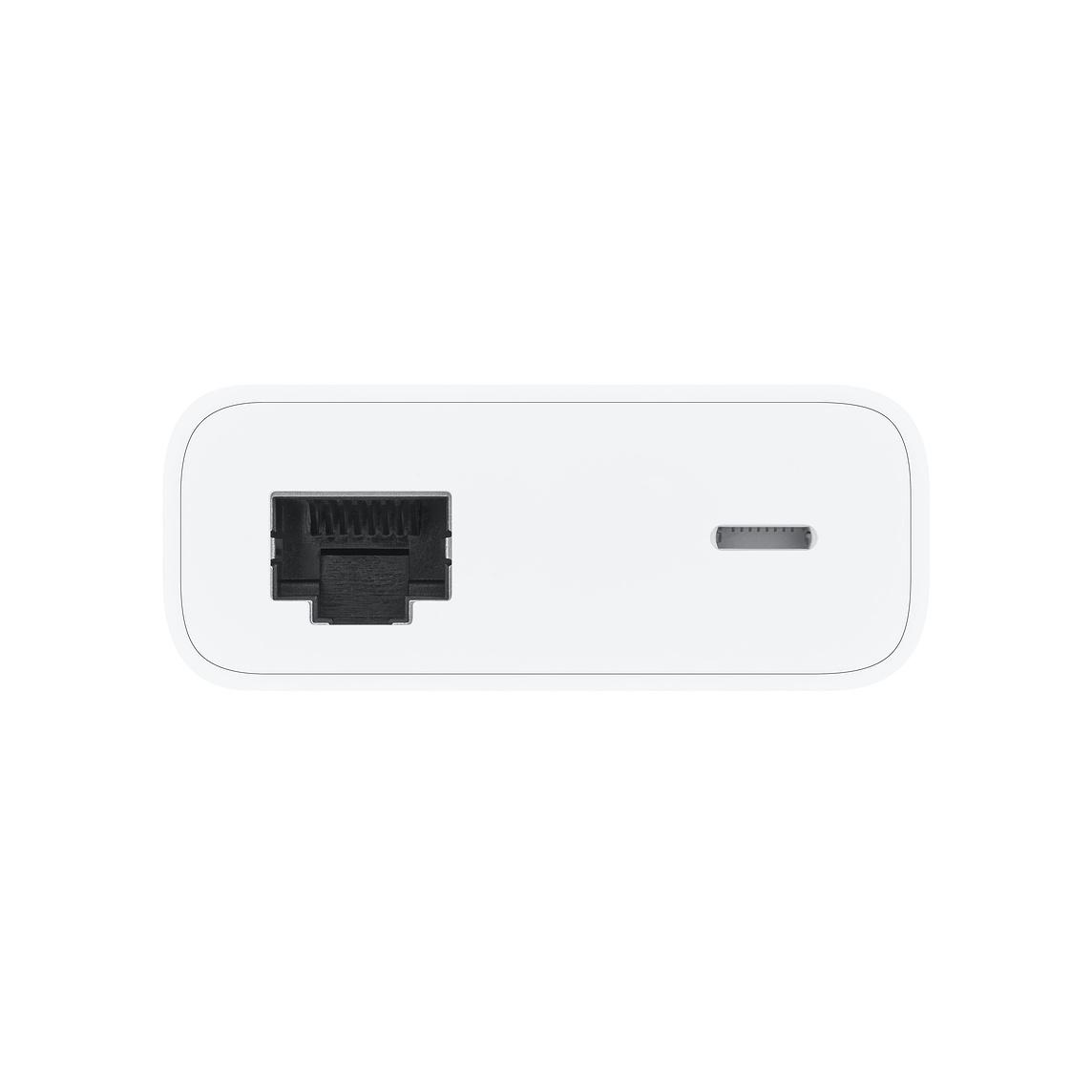 Cables Lightning a Ethernet y adaptadores de audio Lightning a USB-C agregados al programa MFi de Apple