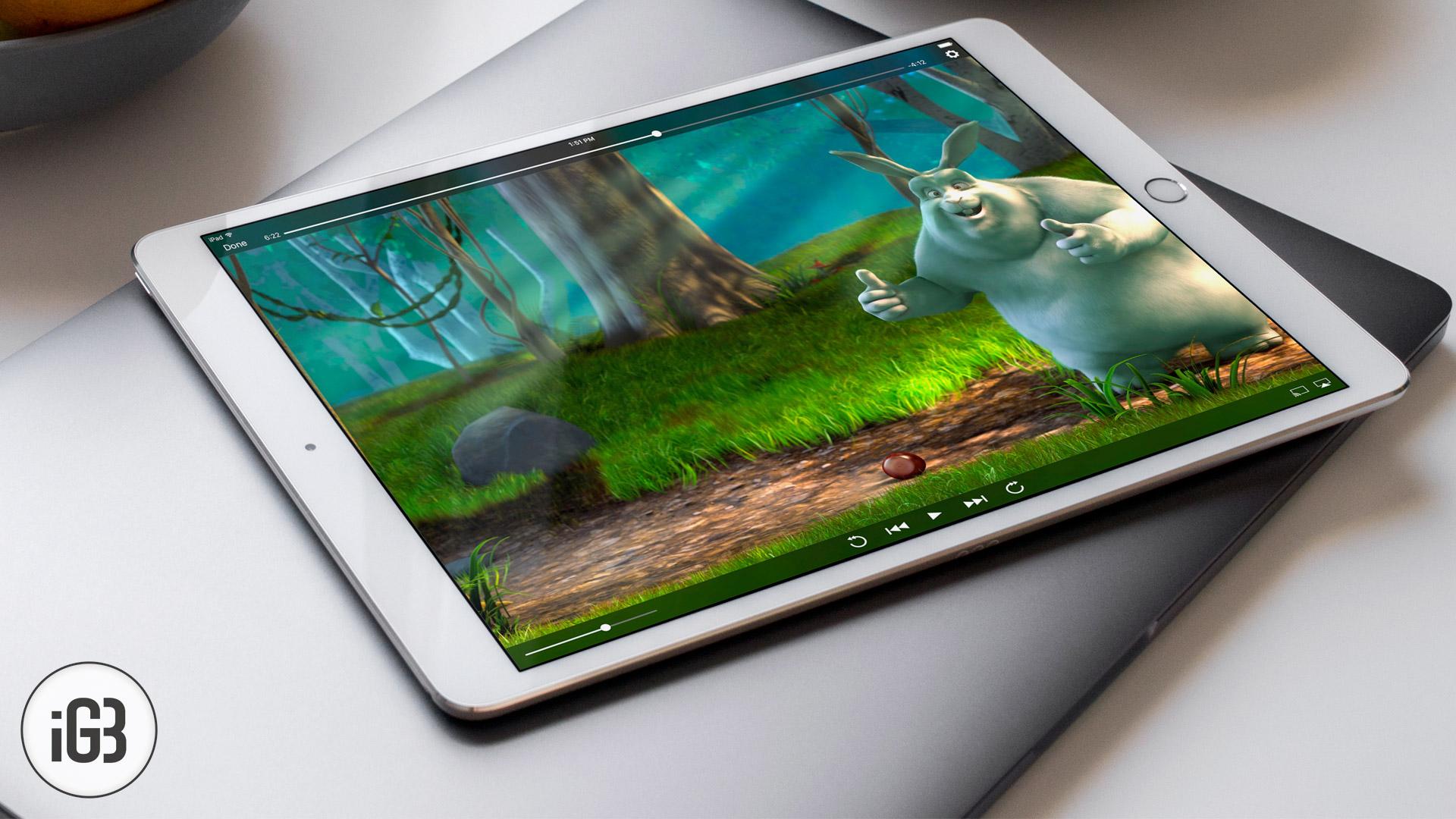 Las mejores aplicaciones de reproductor de video para iPad de 2019: disfruta de una experiencia de video perfecta