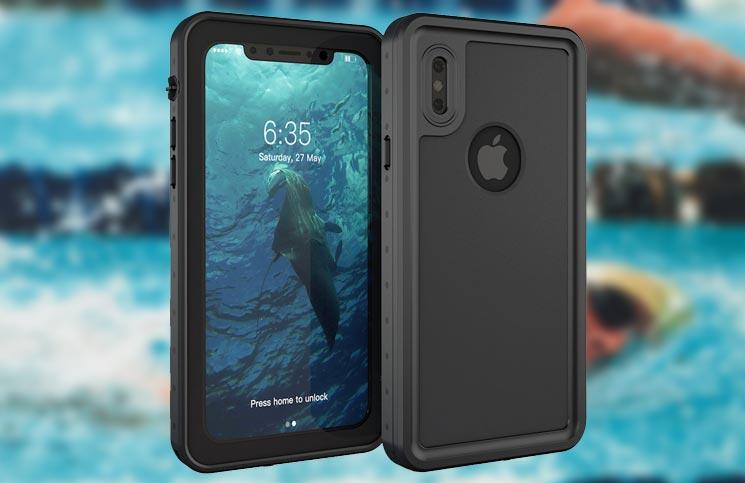 Las mejores fundas impermeables para iPhone X en 2019: disfruta de nadar con total libertad