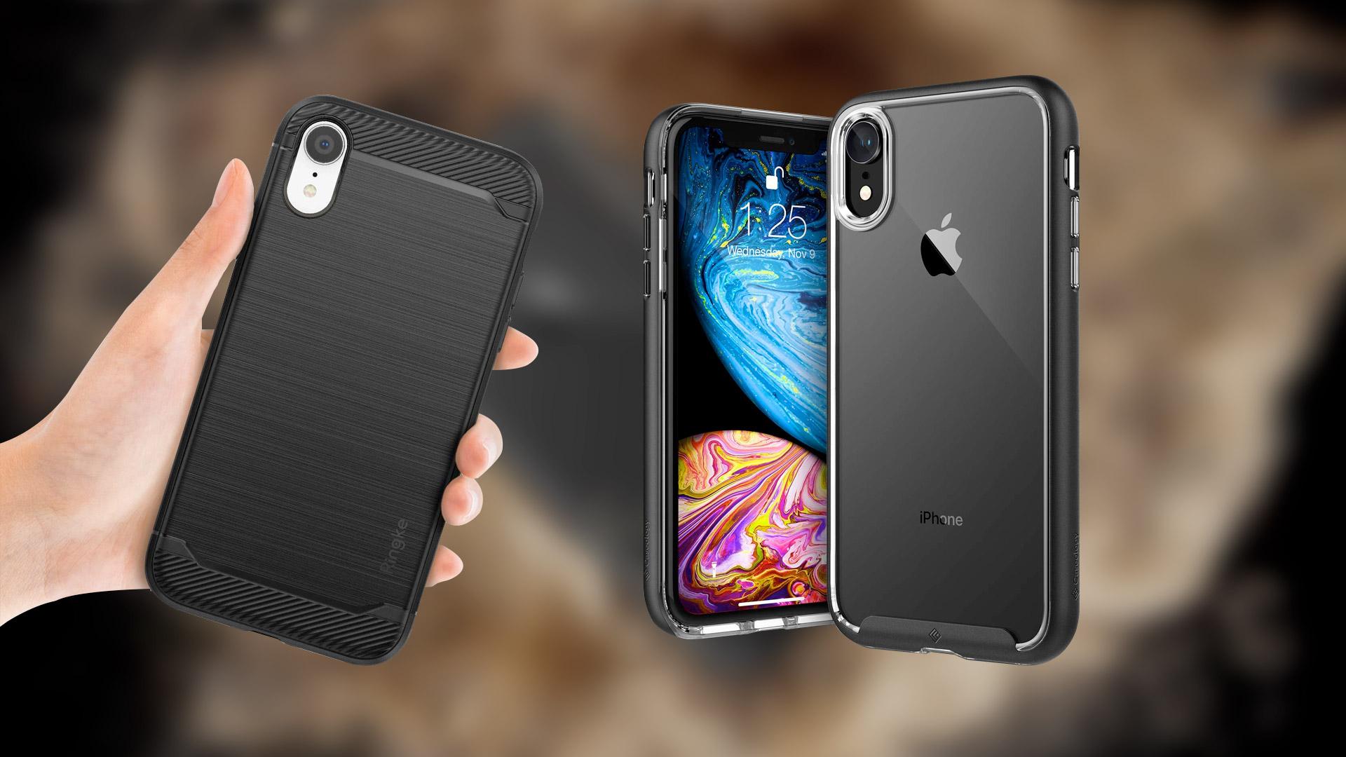 Los mejores estuches de grado militar para iPhone XR en 2019: Escudo duradero y elegante para su teléfono inteligente