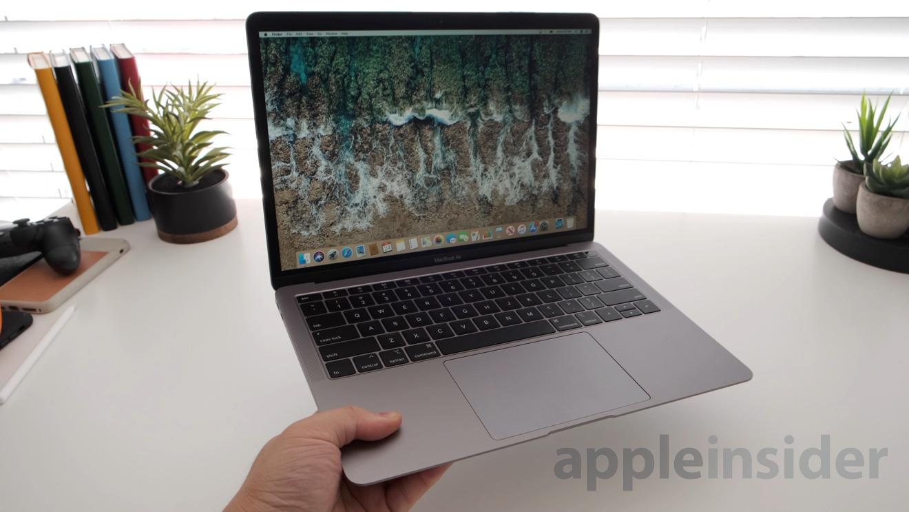 Revisión: La MacBook Air 2019 lleva muy bien el legado de la línea.