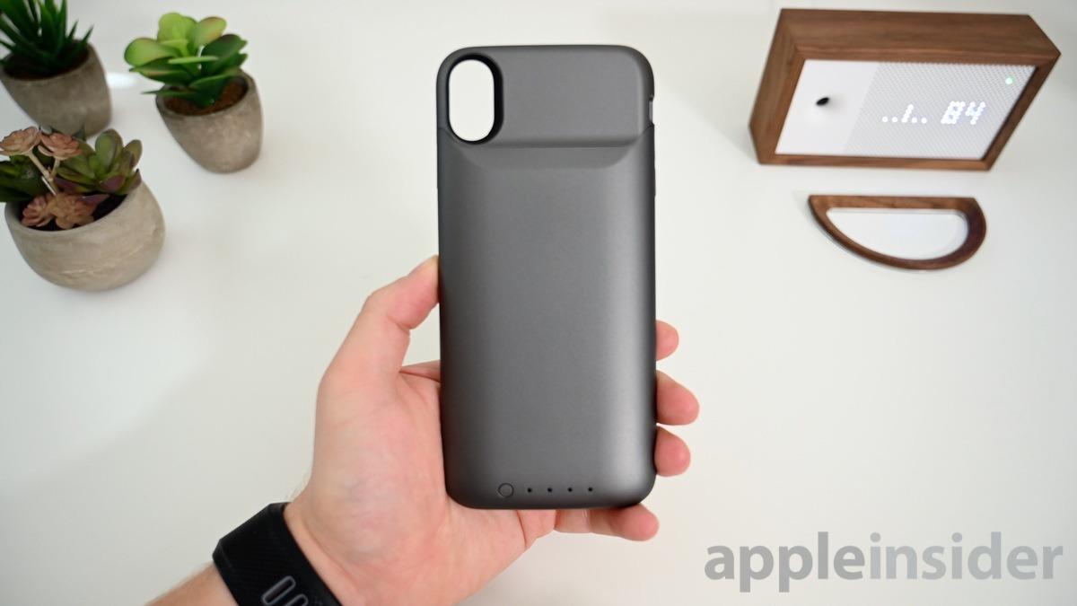 Revisión: Mophie Juice Air Pack para iPhone XS, iPhone XS Max y iPhone XR