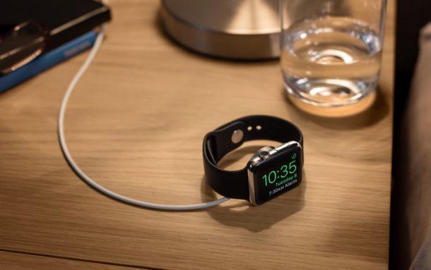 Apple Watch como un despertador