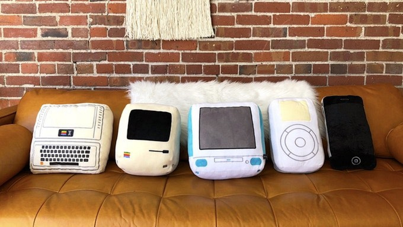 Concurso MacRumors: gana un iPhone, iPod o Mac Plush de Throwboy
