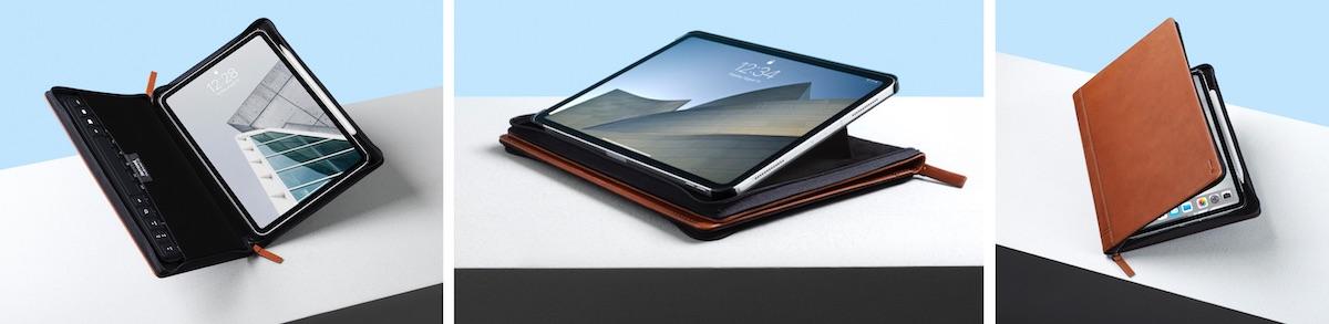 Doce Sur presenta su nuevo estuche de diario para iPad Pro