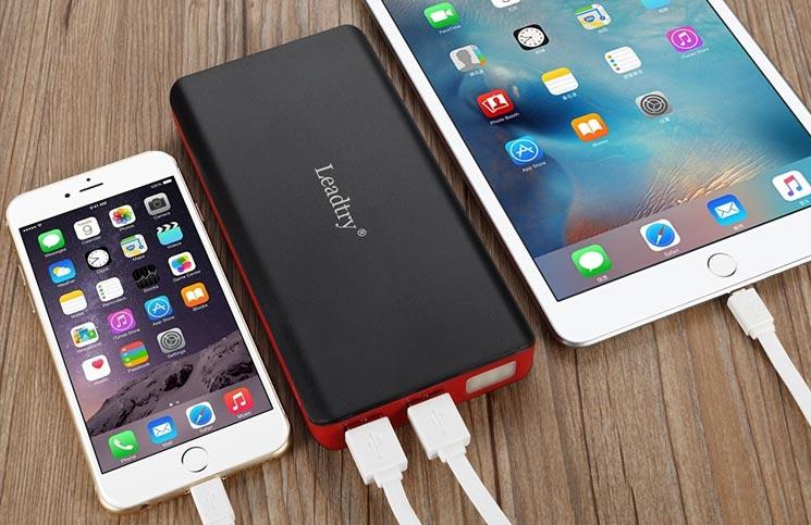 Los mejores bancos de energía para iPhone 7 y iPhone 7 Plus en 2019: la batería potente y potente ofrece una carga rápida
