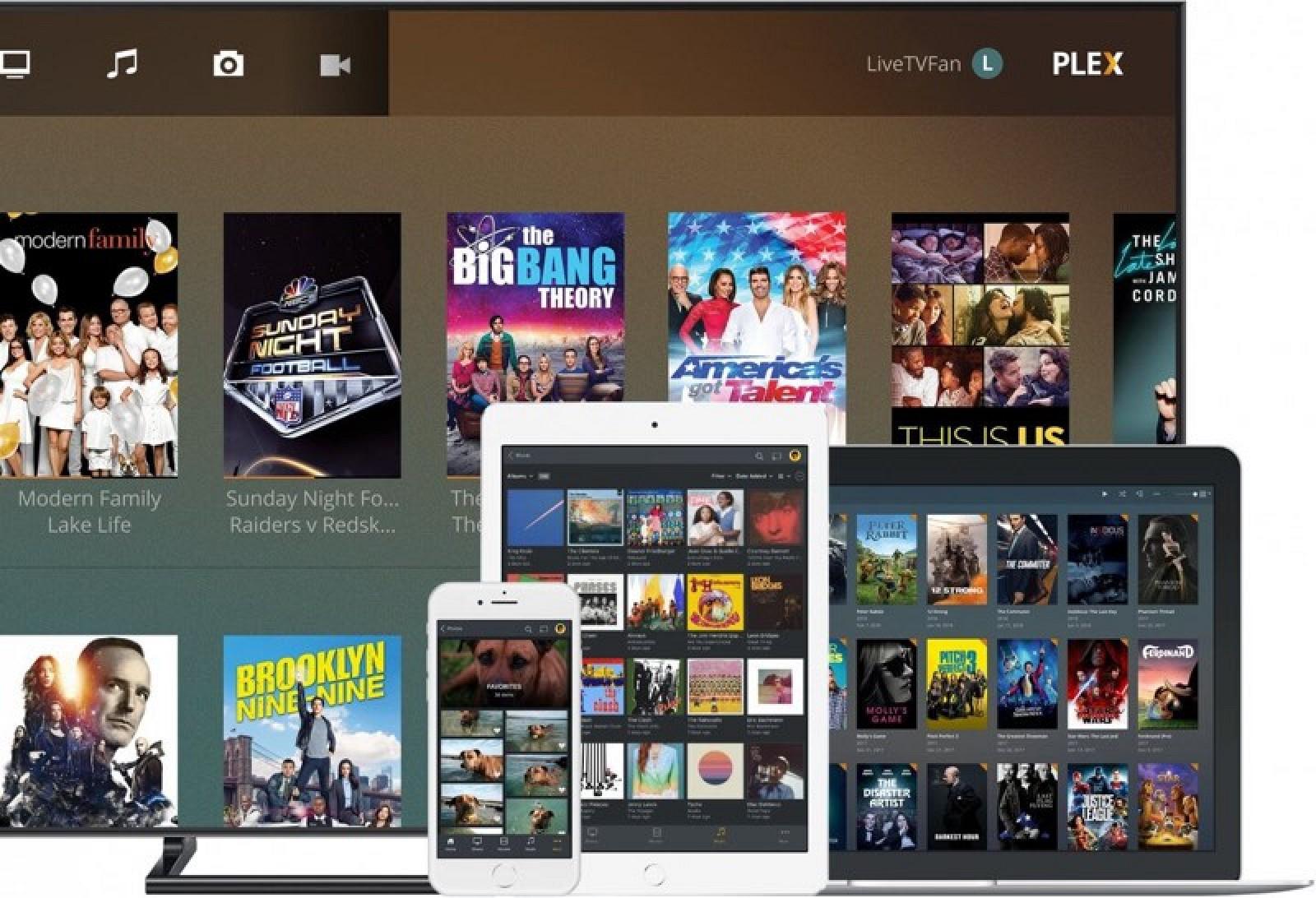 Plex ofrecerá películas con publicidad gratuita a través de la asociación Warner Bros