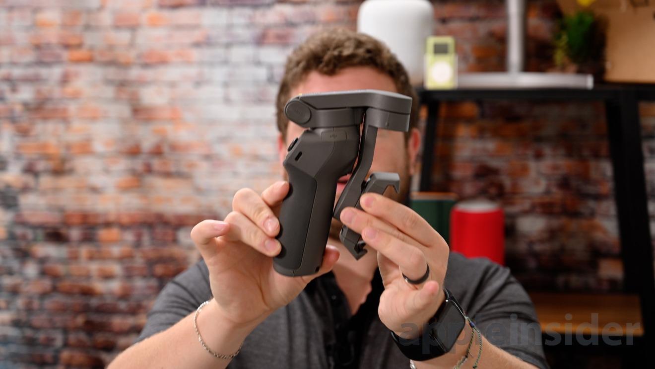 Revisión: El DJI Osmo Mobile 3 Gimbal es más compacto y potente que nunca