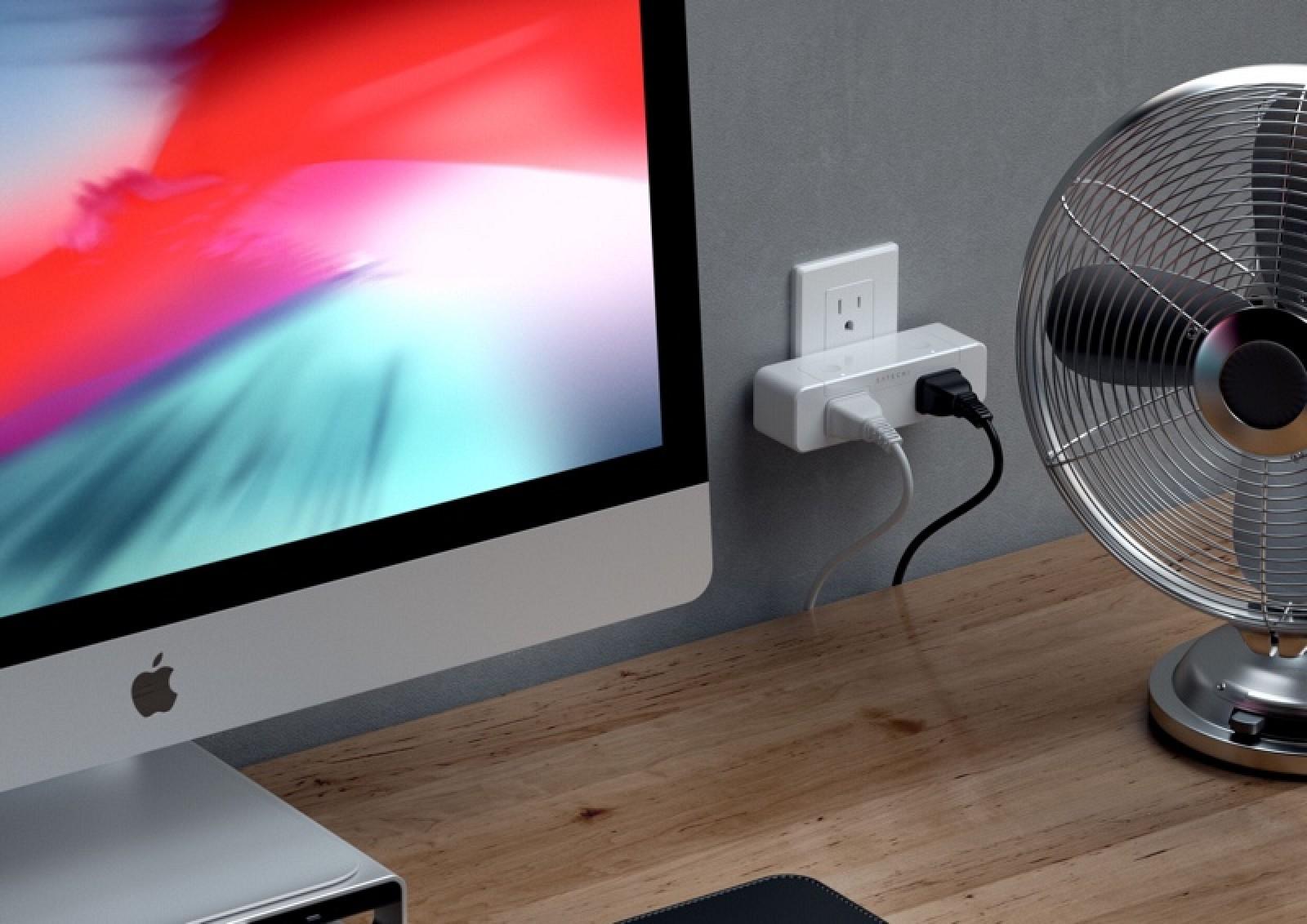 Revisión: El enchufe inteligente dual de Satechi ofrece compatibilidad con HomeKit y monitoreo de energía