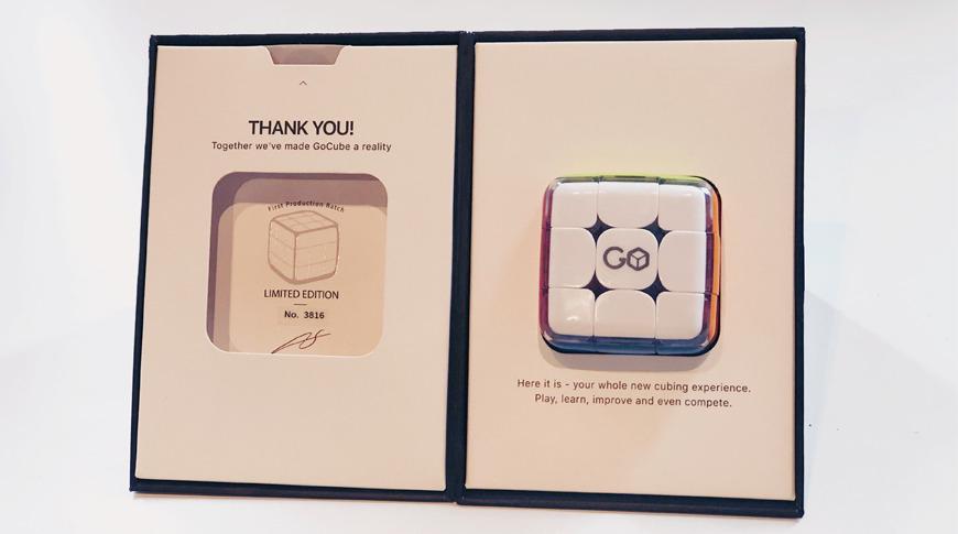 Revisión: GoCube es una forma rápida y divertida de aprender a resolver el Cubo de Rubik