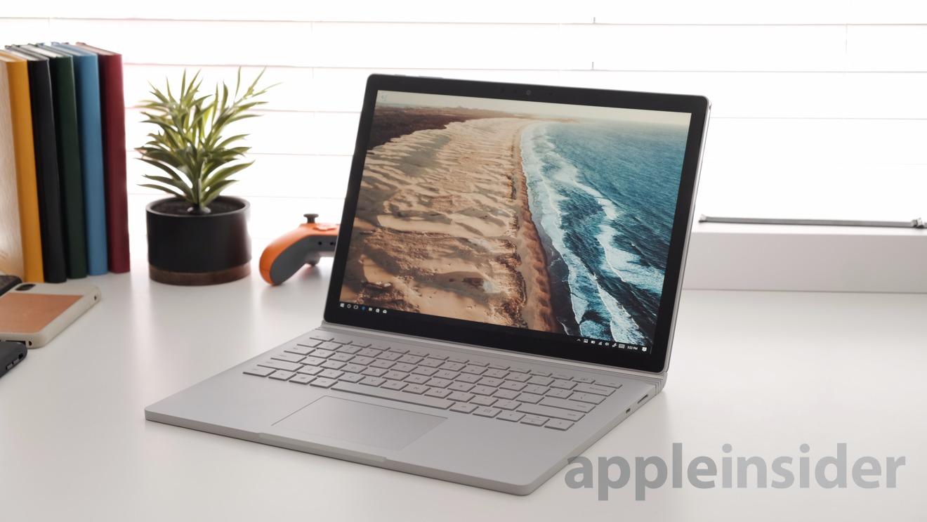Revisión: Microsoft Surface Book 2 caro con un rendimiento mediocre