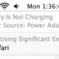 ▷ Su MacBook está enchufado pero no carga? Fijar