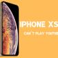 ¿Cómo reparar el iPhone XS Max que no puede reproducir videos de YouTube?
