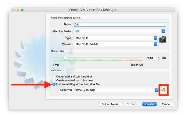Cómo abrir un archivo VMDK en VirtualBox