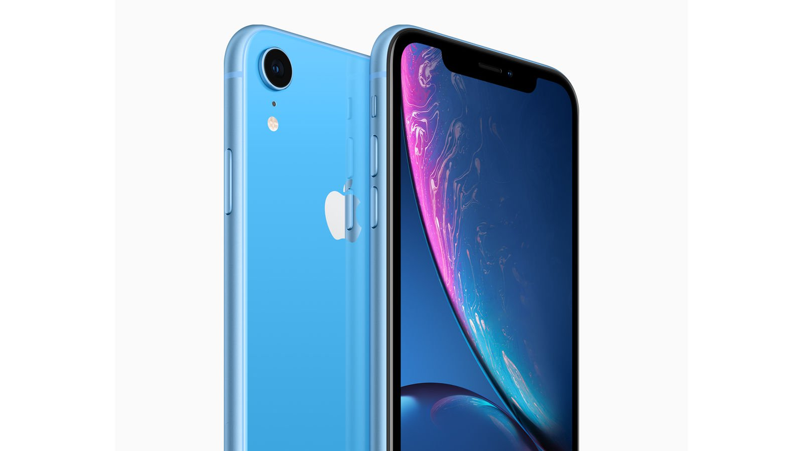 iPhone XS vs iPhone XR: pantalla XR