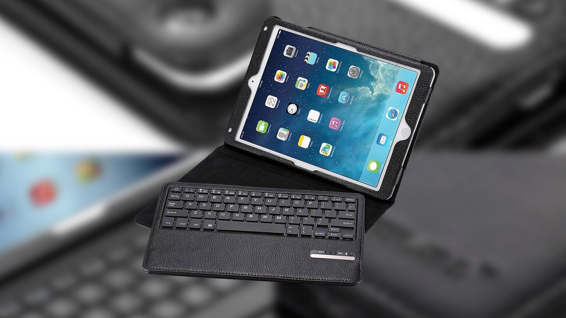 10 mejores estuches para iPad Air Keyboard en 2019 que tendrás en tus manos