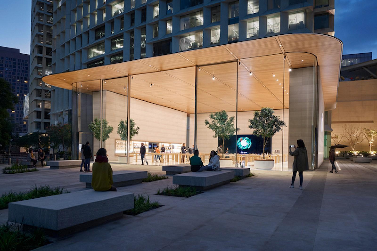 Apple Antara Retail Store abre en la Ciudad de México