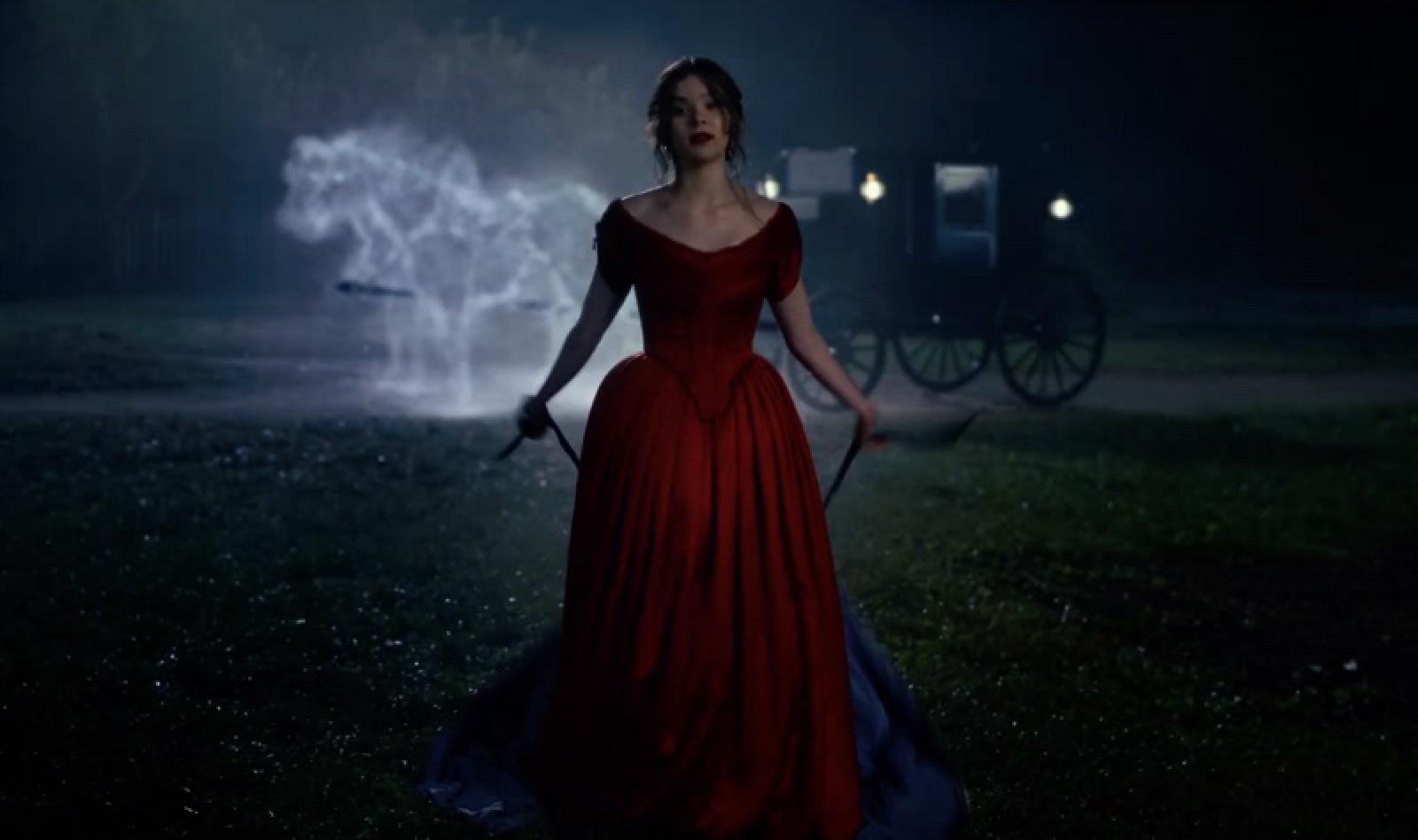 Apple comparte nuevo trailer del próximo programa de televisión 'Dickinson' con la canción original 'Afterlife' de Hailee Steinfeld