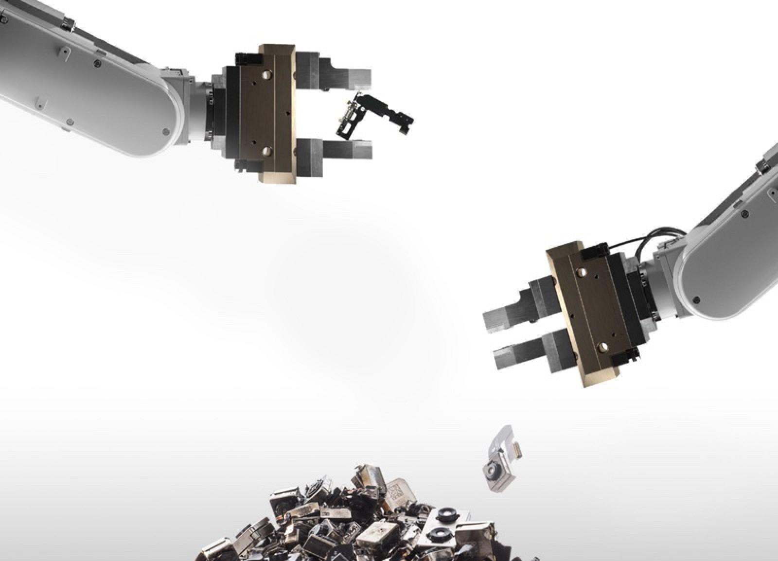 Apple dice que Taptic Engine en iPhone 11 y iPhone 11 Pro está hecho de elementos 100% reciclados de tierras raras