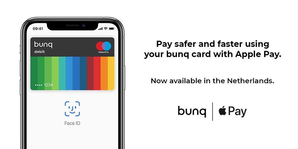 Más bancos anuncian soporte de Apple Pay en los Países Bajos