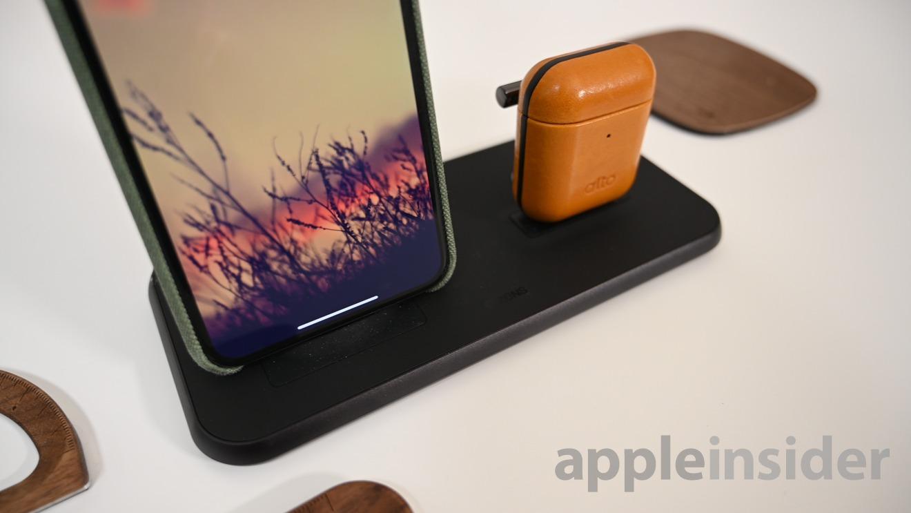 Revisión: Zens Stand + Dock combina Lightning Connector y carga Qi