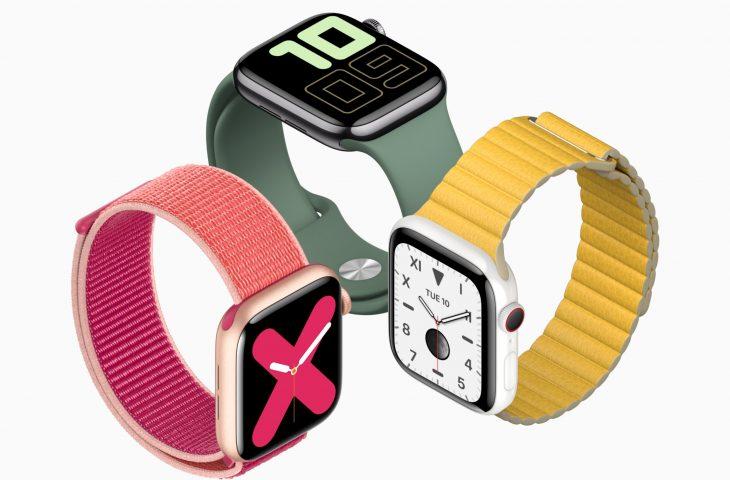 Apple Watch Series 5 precios y disponibilidad