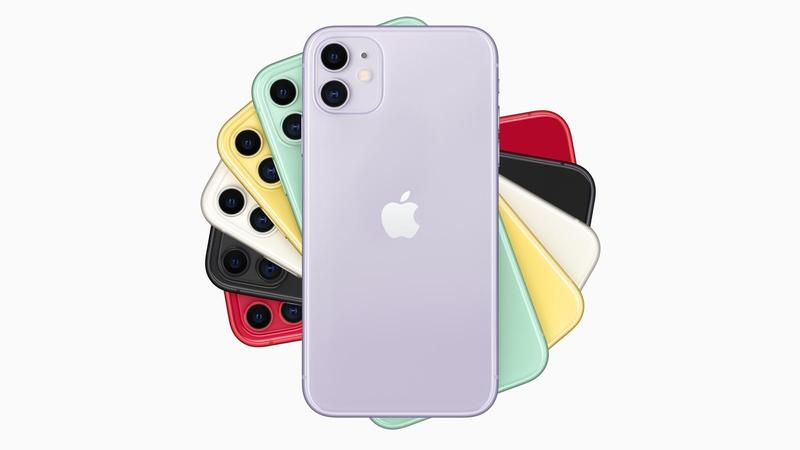 Revisión de iphone 11