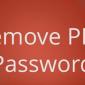 ¿Cómo eliminar la protección de contraseña del archivo PDF seguro en Android?