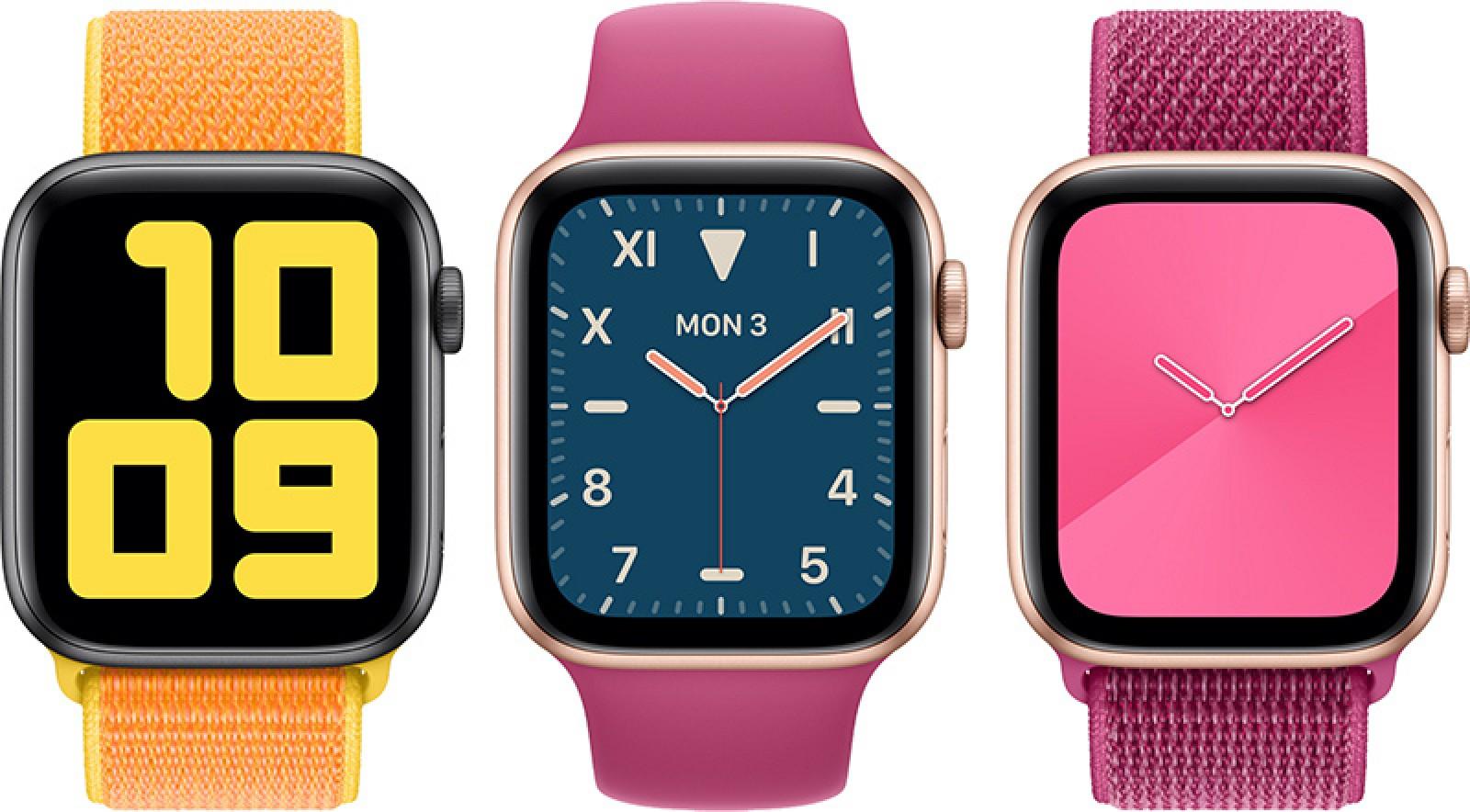 Apple lanza watchOS 6.0.1 con correcciones de errores