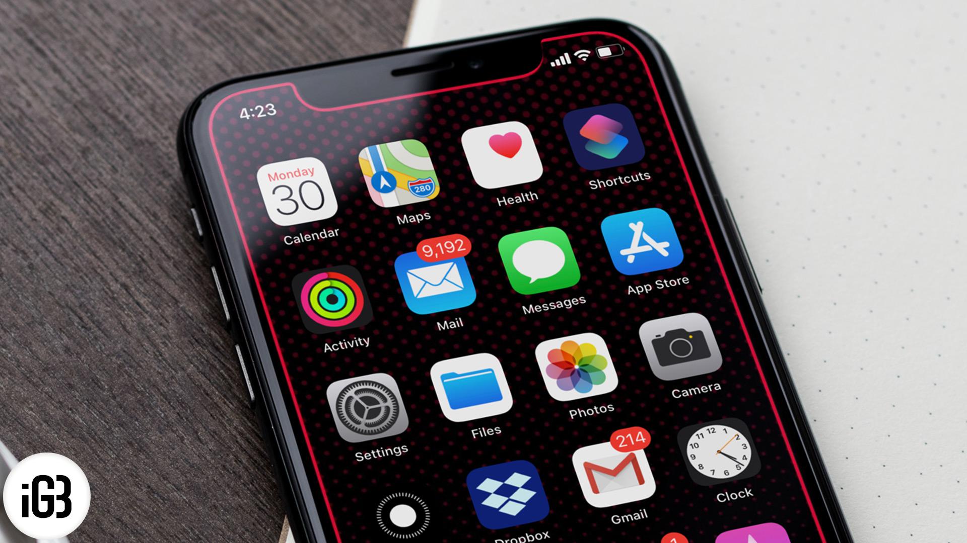 Cómo evitar que la gente envíe tu correo en iOS 13 y iPadOS