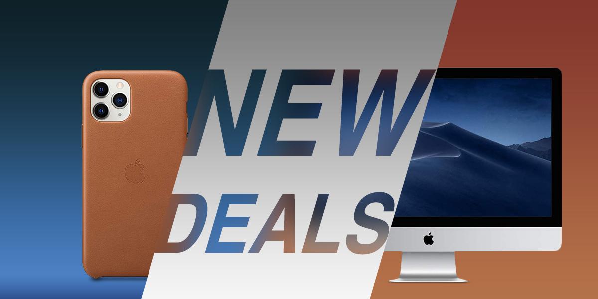 Ofertas: iMac de 27 pulgadas de 2019 alcanza un nuevo precio bajo, mientras que las fundas de cuero oficiales para iPhone 11 Pro obtienen un descuento de $ 9