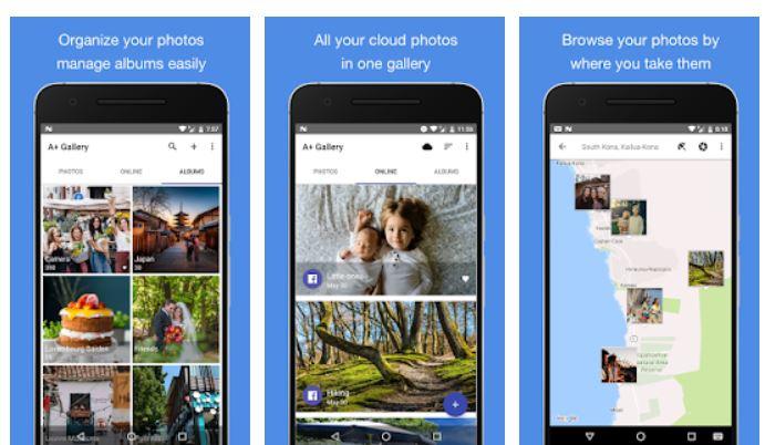 Parhaat sovellukset Android / iPhone-valokuvien järjestämiseen