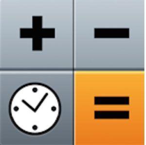 Horas Minutos Calculadora de tiempo logo