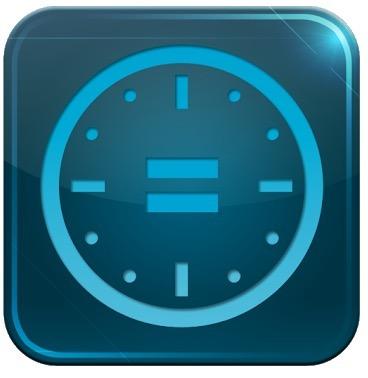 Logotipo de Time Calc