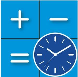 Calculadora Fecha y hora logo (Gratis)