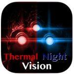 Cámara térmica de visión nocturna