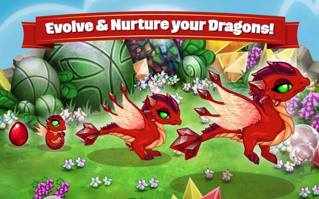 DragonVale apk 1024x640