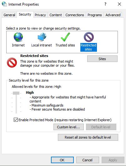 Sut i rwystro gwefan yn Chrome-2