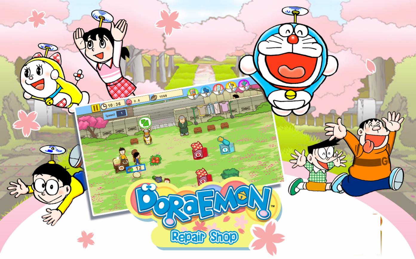 3 Parhaat Doraemon-pelit Androidille «