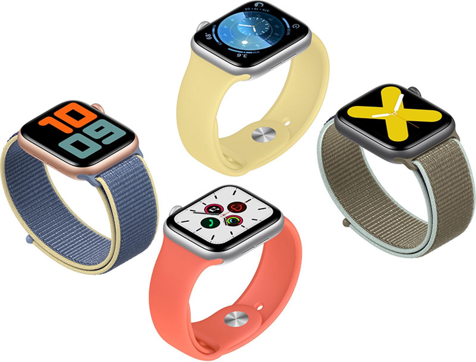 Apple WatchOS cuarta semilla beta 6.1 para desarrolladores