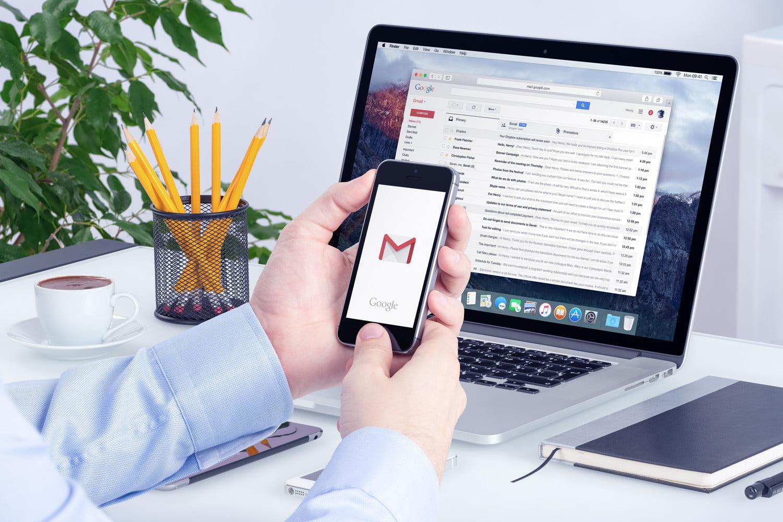 Kuinka muuttaa oletus Gmail-tiliä Chromessa ja Gmailissa