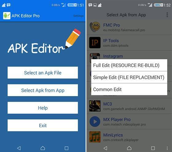 Editor APK